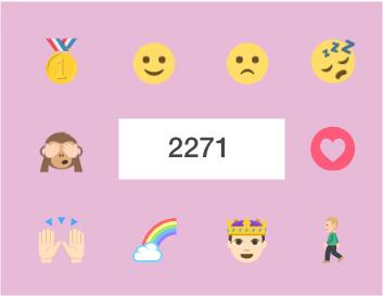 emoji one pack
